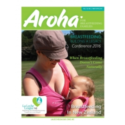 Aroha March/April 2016
