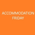 Conference Accommodation - FRIDAY
