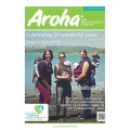 Aroha  March/April 2014