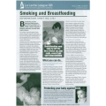 Smoking and Breastfeeding