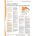 What is Reflux? Breastfeeding your baby with gastroesophageal reflux
